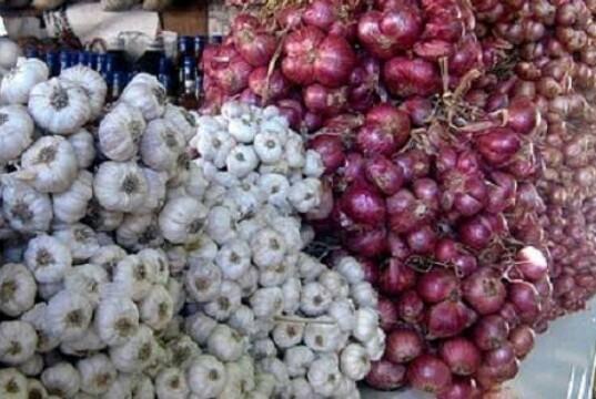 Harga Bawang Putih dan Cabe Merah Masih Tinggi di Rohul