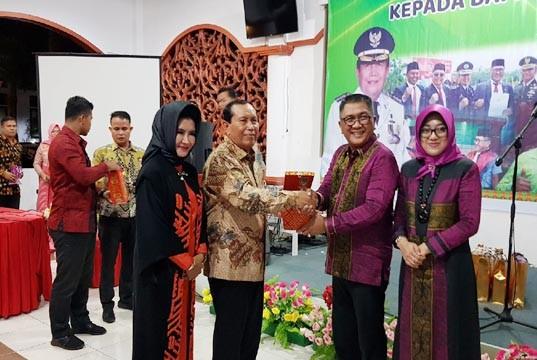 Sunoto Gantikan Sarudi sebagai Ketua PN Pasir Pengaraian