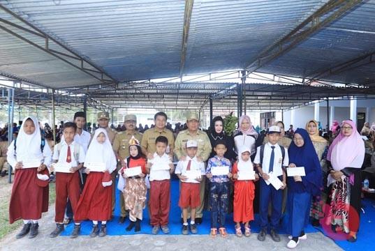 Hadiri Kegiatan Guru TK dan PAUD Dikmas Berprestasi dan Berdedikasi, Bupati Sukiman Ingin Tingkatkan