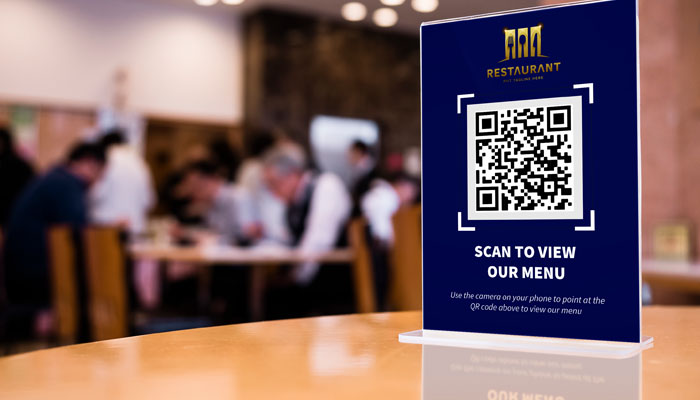 Ingin makan di Resto persiapkan QR Code Scanner