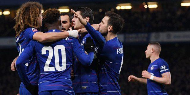 Babak ketiga Piala FA, Chelsea Kalahkan Nottingham Forest