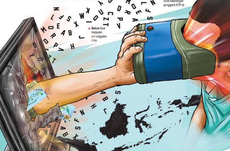 Kemendagri Akan Memblokir Data Sementara Penduduk Usia 23 Tahun