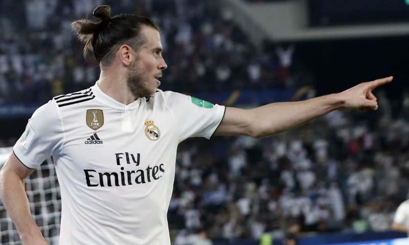 3 Gol Madrid Diborong Gareth Bale