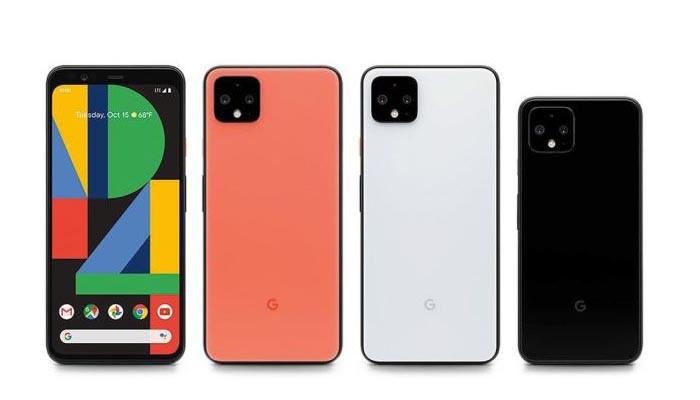 Diberi nama Unik Pixel 4 hadir dalam 4 Warna