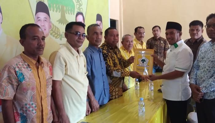 Kantongi Dukungan DPP PKB, Hafith Syukri Jalin Komunikasi Dengan Semua Parpol