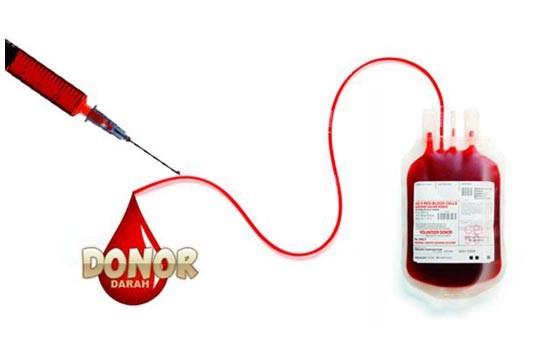 Jelang HUT Kodam I/BB, Koramil 02, 08 dan 10 Gelar Donor Darah