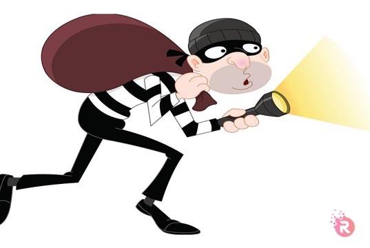 Diduga Mencuri Besi Portal, Oknum PNS PUPR Rohul Ditangkap Polisi