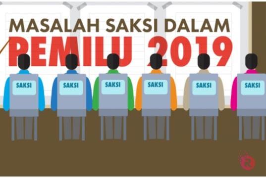 Bawaslu Rohul Beri Pemahaman Surat Mandat Saksi Pemilu 2019