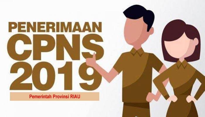 Daftar Formasi Lengkap, Jadwal Pendaftaran dan Seleksi CPNS Pemprov Riau 2019