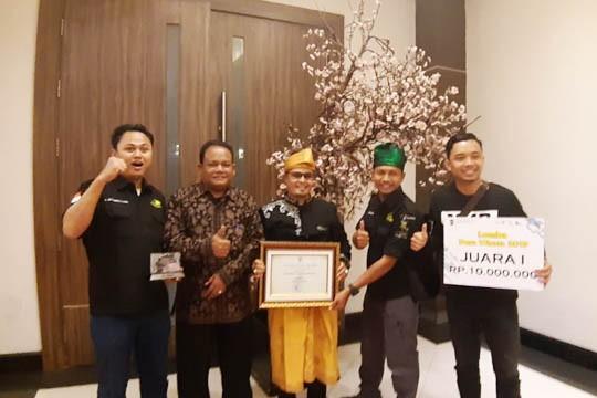 Desa Aliantan Terpilih Jadi Desa Wisata Terbaik Di Riau