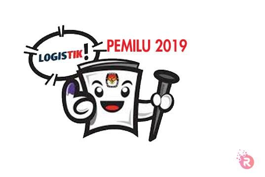 Minggu, KPU Rohul Distribusian Logistik Pemilu untuk Lima Kecamatan