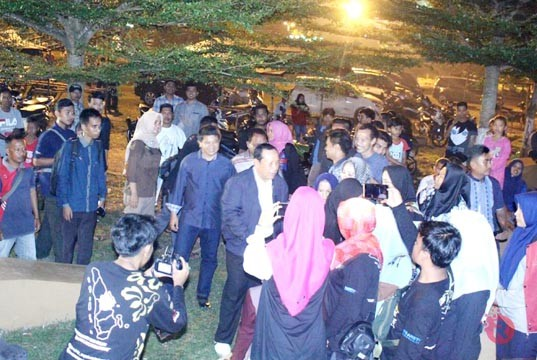 Gathering MTMA Sumatera 2 Sambangi 4 Destinasi Wisata Rohul