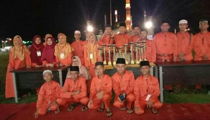 8 April 2019, MTQ XIX Tingkat Kabupaten Rohul Mulai Digelar