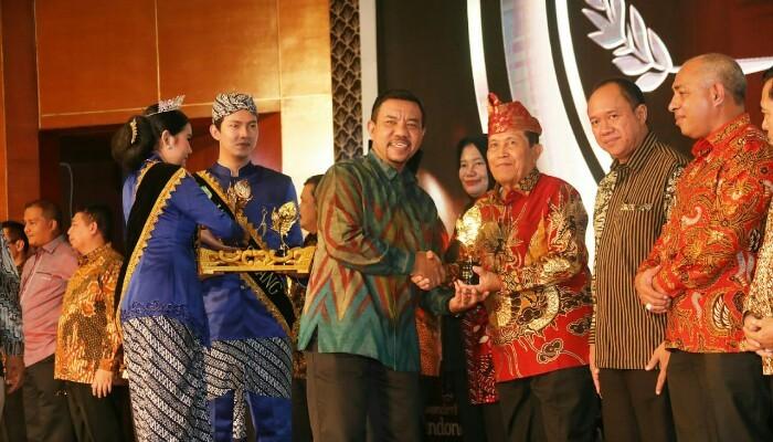 Wisata Alam Suligi Hill 812 MPDL Meraih Juara Pertama API Award 2019 Tingkat Nasional