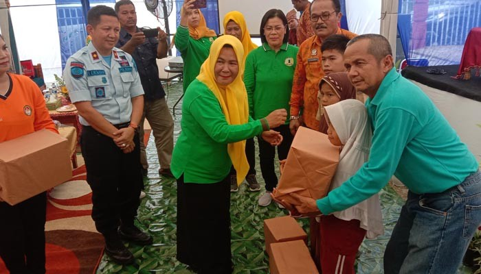 Hadiri Pertemuan Rutin : Kadivpas Kemenkumham Riau Pesankan ini ke Kalapas se-Riau