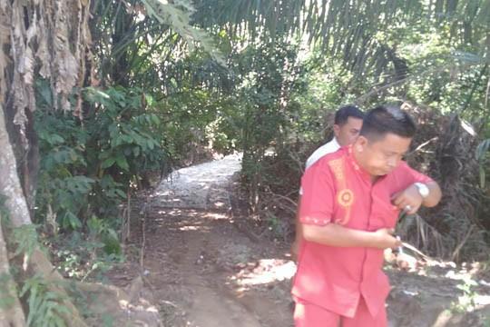 Desa Sungai Dua Indah Bangun Lima Unit Infrastrukur Melalui Program Padat Karya