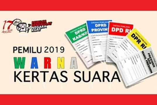 KPU Rohul Terima 1.609.967 Lembar Surat Suara Pemilu 2019