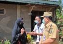 Bupati dan Ketua TP PKK Salurkan Bantuan ke Warga Pasir Baru