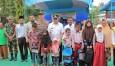 Bupati Rokan Hulu Sukiman resmikan unit usaha baru Bumdesa Jaya Makmur