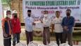 PT SSL Unit II Salurkan 200 Paket Sembako untuk Warga Terdampak COVID-19