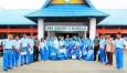 Koramil 02/ Rambah Sosialisasi Penerimaan Calon Prajurit TNI