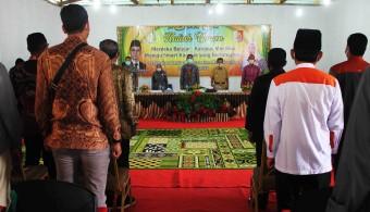 Dihadiri PJS Bupati Rohul, Rokania adakan kuliah umum bersama Edwin Pratama