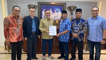 Peroleh SK DPP PAN, Pertanda Hafit Syukri-Erizal Resmi Berlayar di Pilkada Rohul 2020