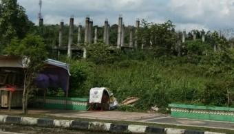 Gedung DPRD Mangkrak, Dinas Perkim Audit Struktur Bangunan
