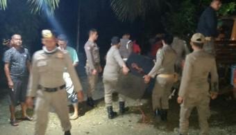 Operasi Pekat : 6 Wanita Kafe Diamankan Satpol PP Rohul