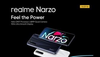 Harga baru Realme Narzo di Indonesia