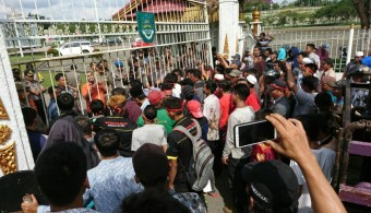 Warga 3 Desa Gelar Aksi, Pemerintah Selesaikan Persoalan Kopsa Perkasa Timur