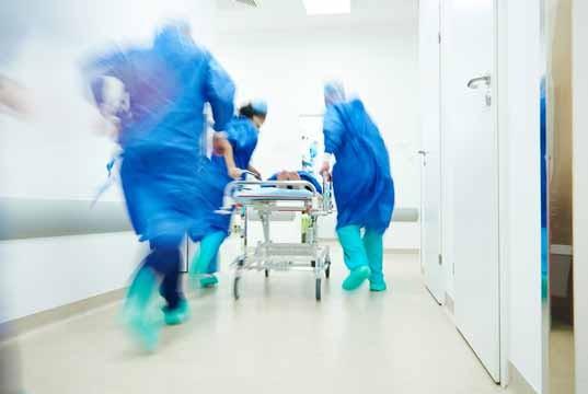 Tingkatkan Pelayanan Pasien Emergency, RSUD Rohul Bentuk Tim Code Blue