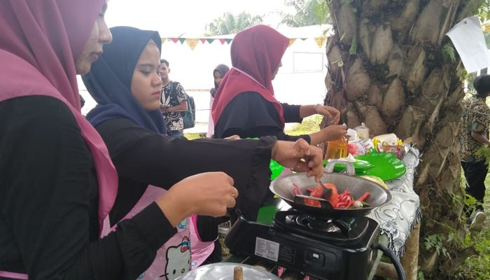 Event Master Chef UPP 2019, dan Bolu Olahan Berondolan Sawit ?