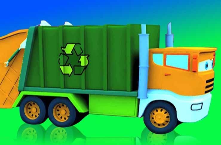 Permudah Bersihkan Sampah, Pemkab Rohul Tambah 2 Unit Truk Sampah