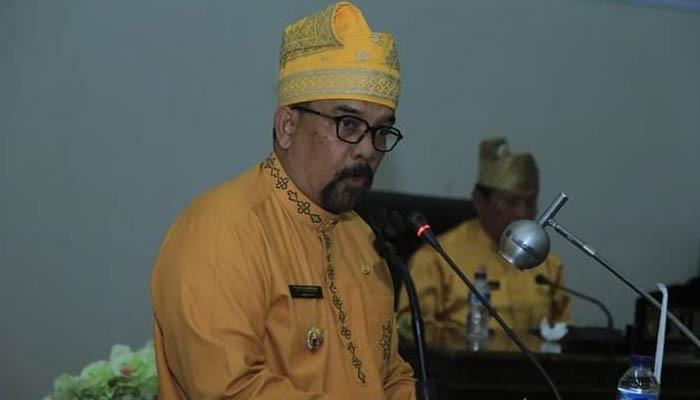 Wagubri Mengaku Bangga Dengan Kemajuan Kabupaten Rohul di Usia ke-20 Tahun