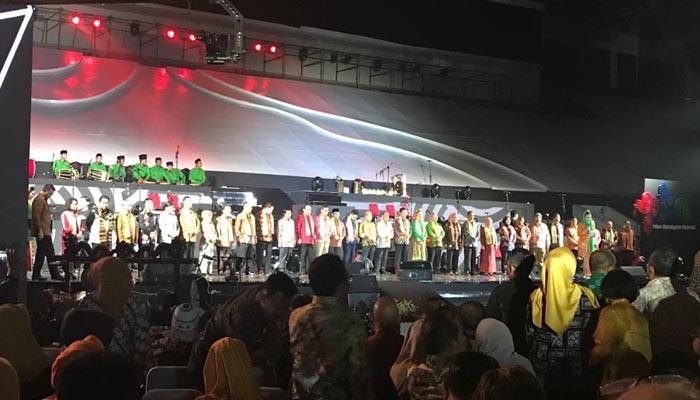 Hadiah Hari Jadi ke 20, Kemendikbud RI Tetapkan 2 WBTB Rohul Tahun 2019