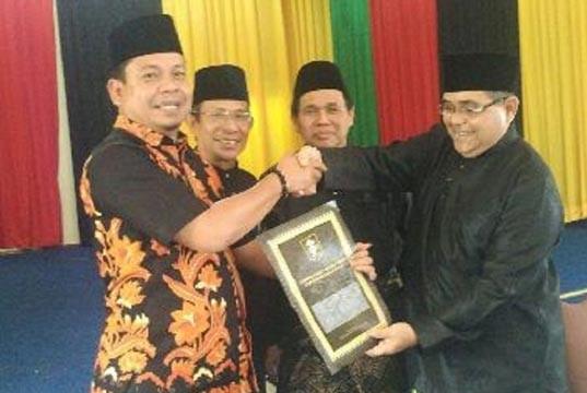 Ini Himbauan LAMR Rohul terkait Deklarasi Ganti Presiden dan Deklarasi Jokowi 2 Priode